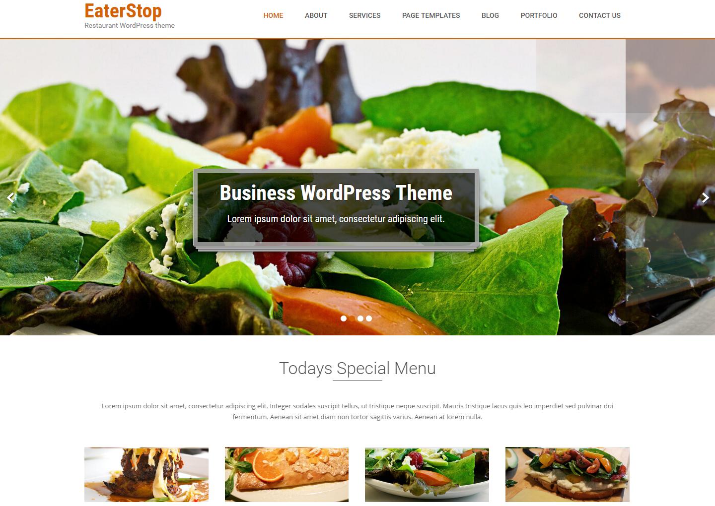 eaterstop-lite-free-wordpress-theme
