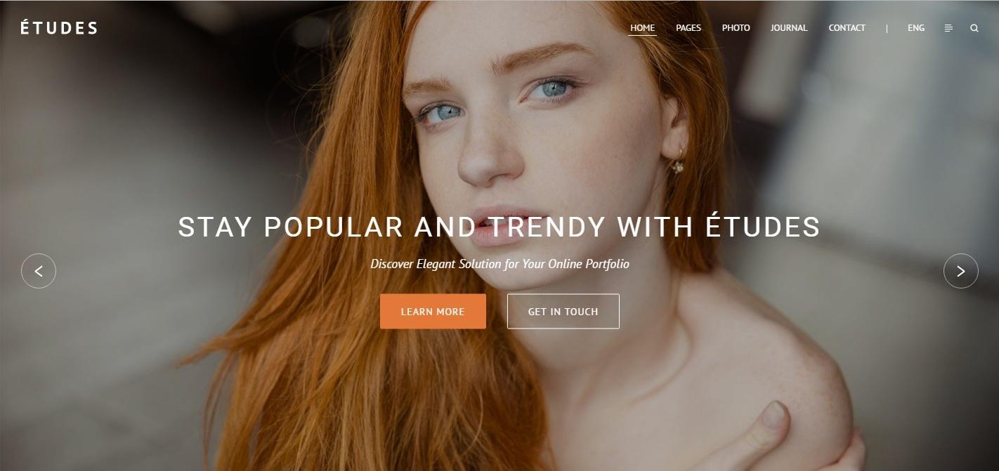 etudes-premium-html-template