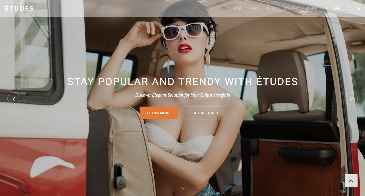 etudes-premium-wordpress-theme