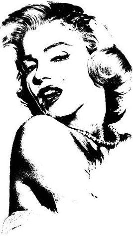 free-marilyn-monroe-shape-photoshop-shapes