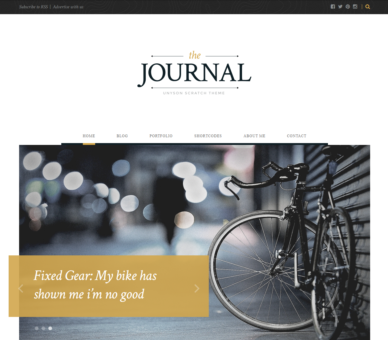 journal-free-wordpress-theme