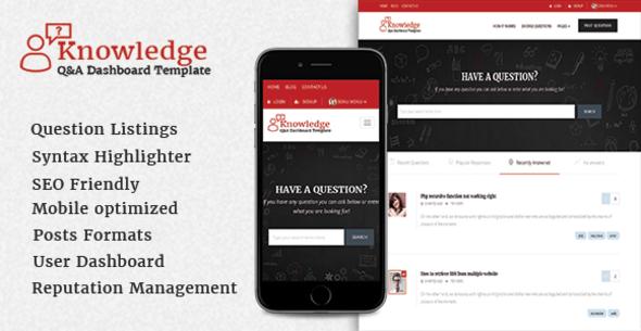 knowledge-premium-html-template