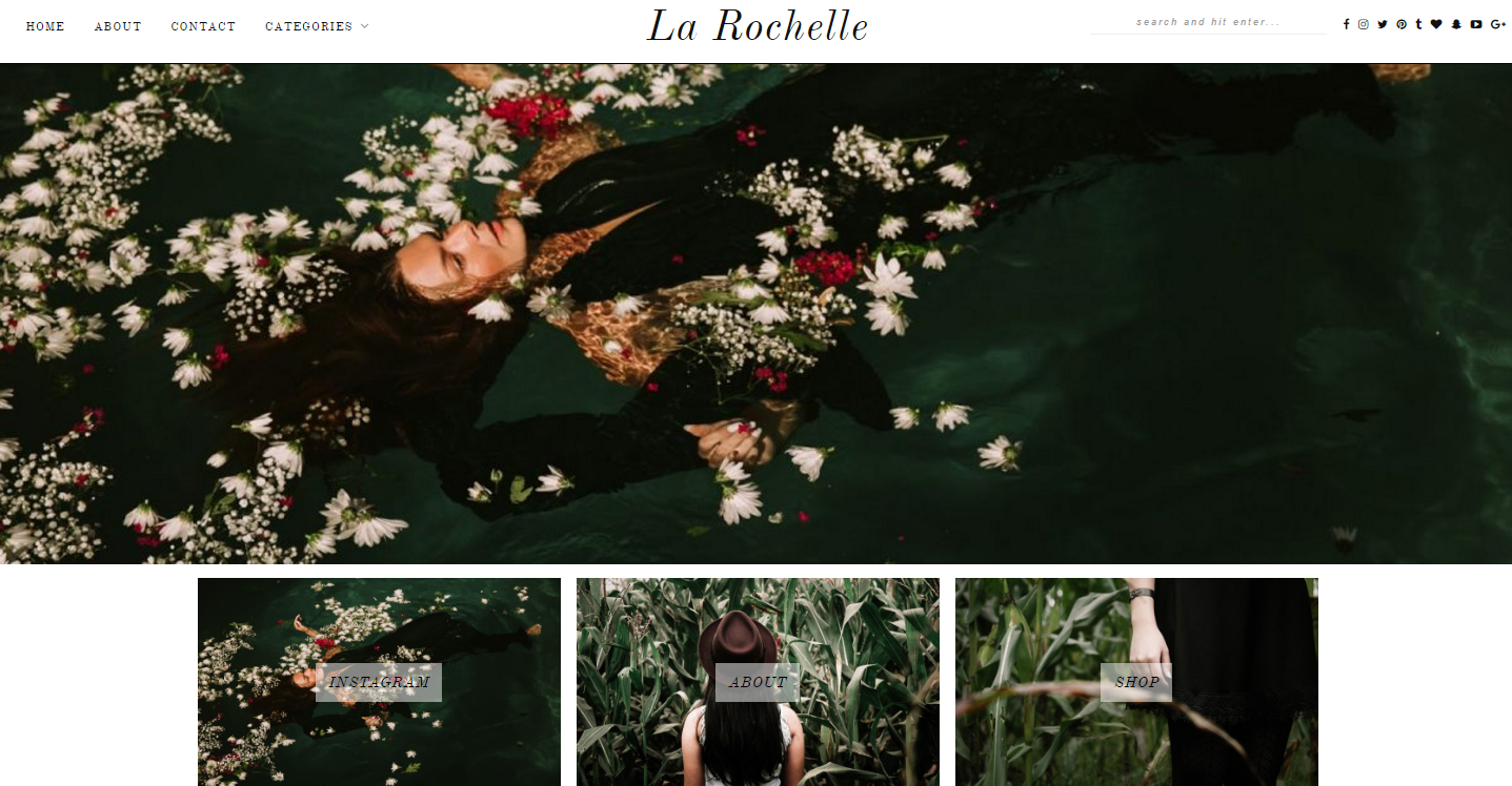 larochelle-premium-wordpress-theme