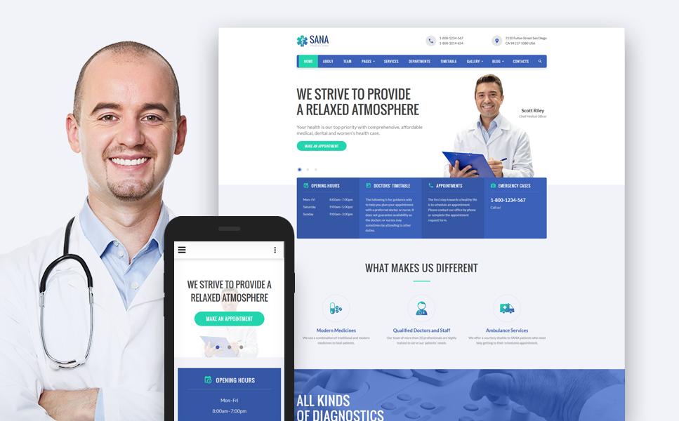 medical-premium-html-template