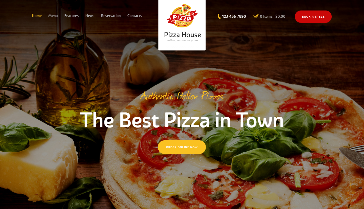 pizza-house-premium-wordpress-theme