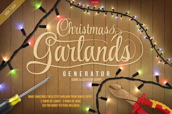 premium-christmas-garlands-generator