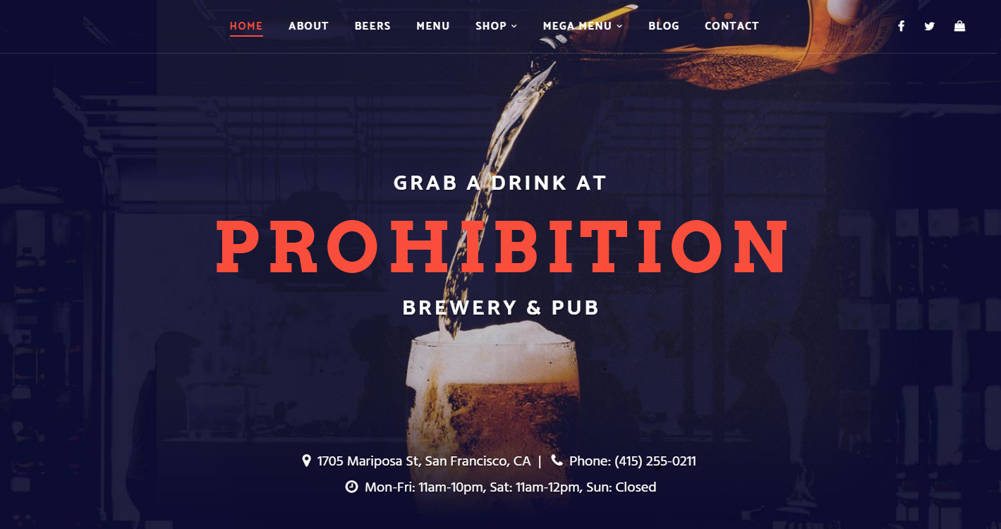 prohibition-premium-wordpress-theme