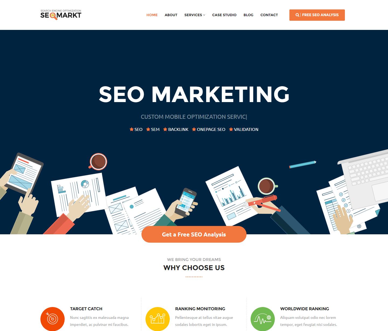seomarkt-premium-wordpress-theme
