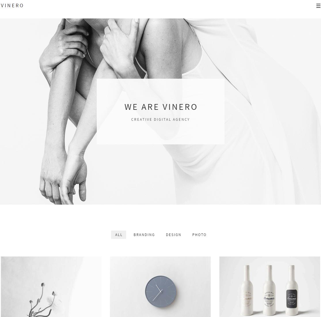 vinero-premium-wordpress-theme