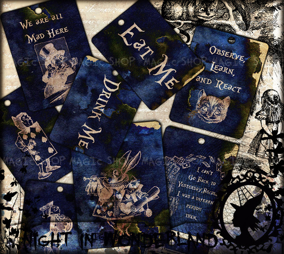 alice-in-wonderland-premium-tags-gothic