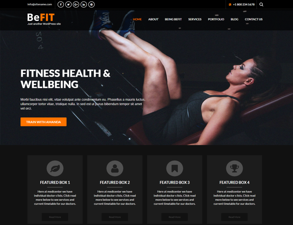 befit-free-wordpress-theme
