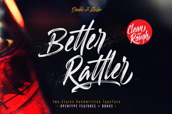 better-rattler-duo-syles-premium-font