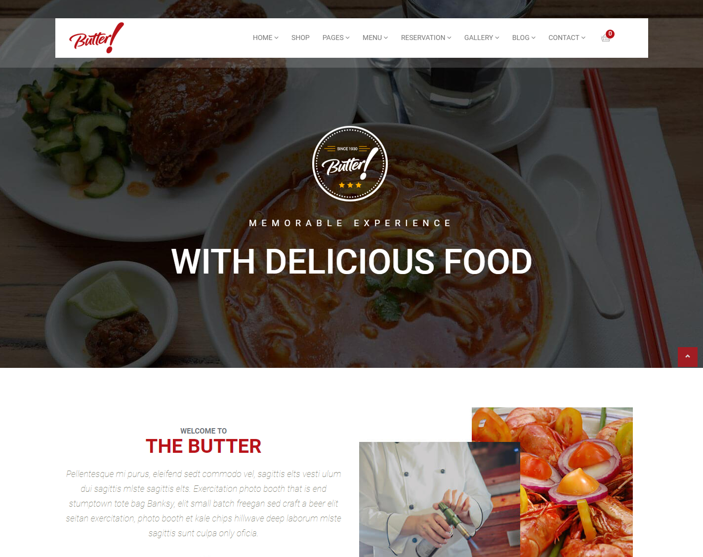 butter-premium-wordpress-theme
