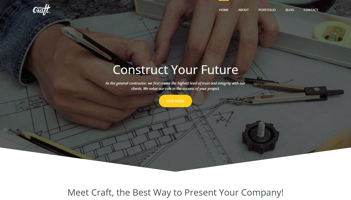 craft-premium-html-template
