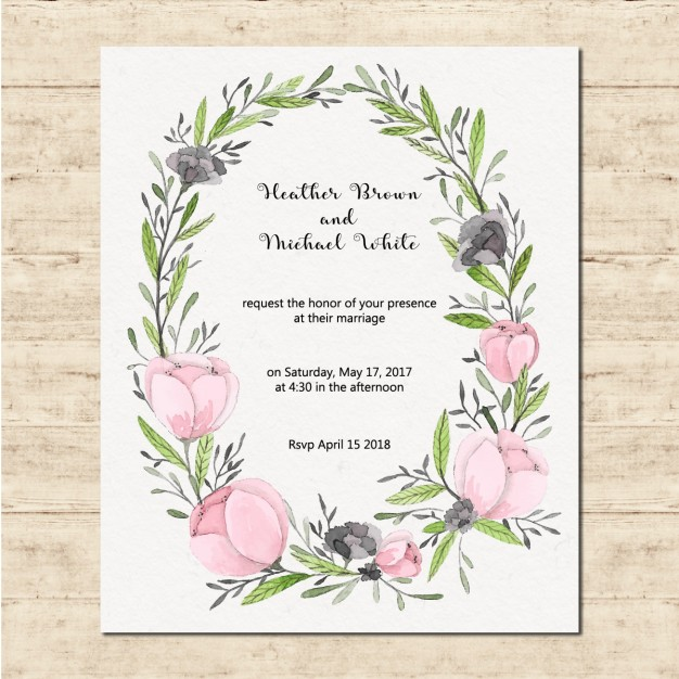 cute-free-wedding-card-with-a-floral-frame
