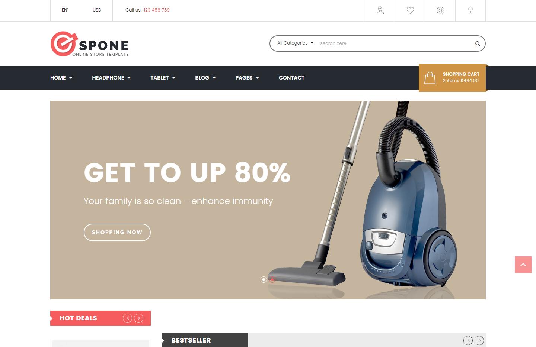 espone-premium-html-template