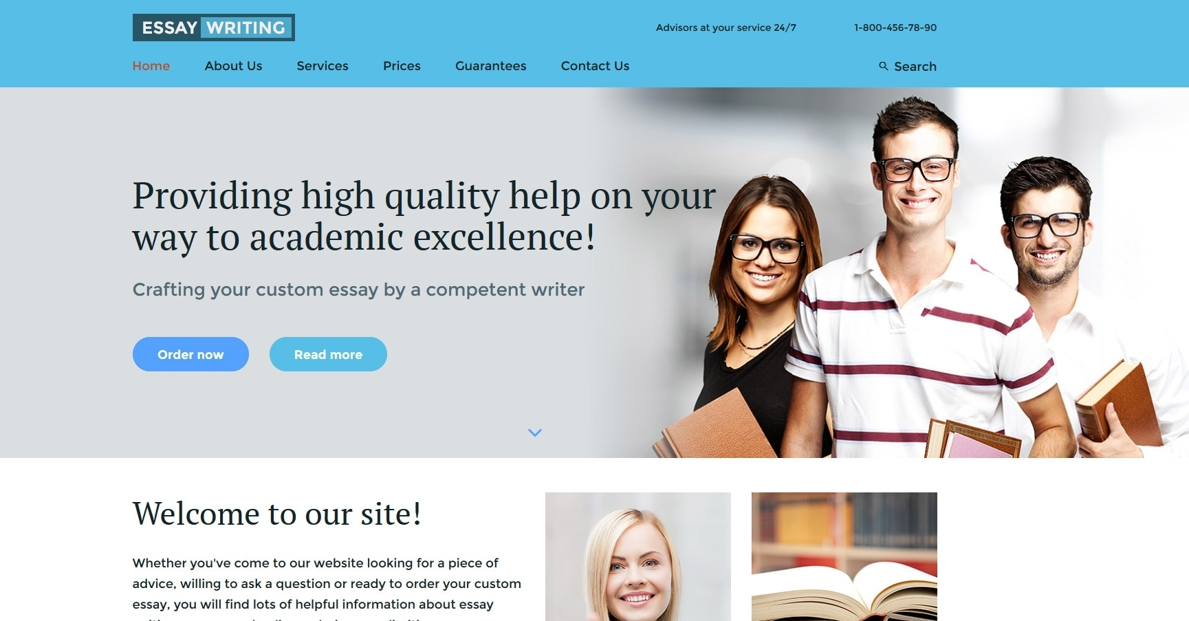 essay-writing-premium-html-template