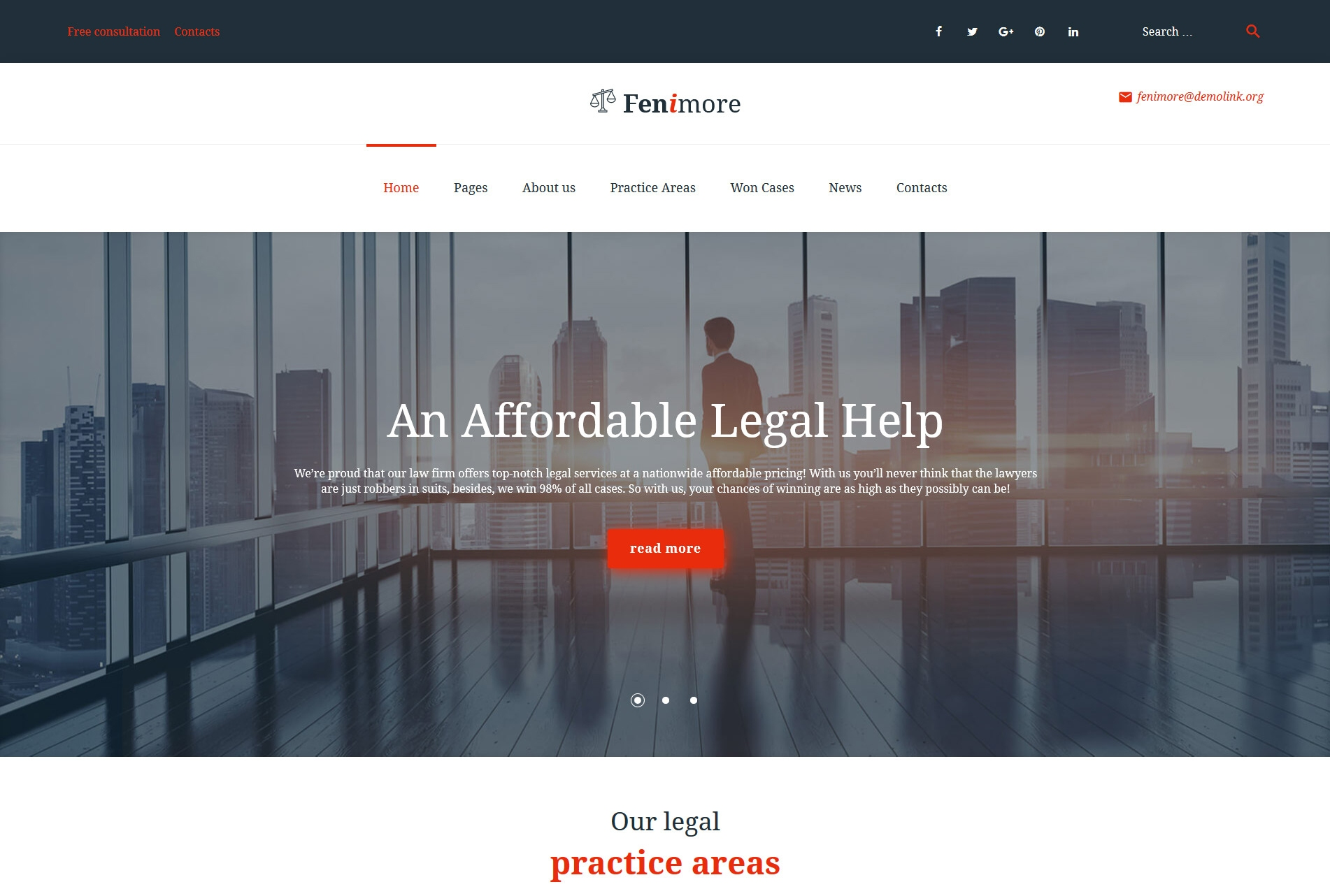 fenimore-premium-wordpress-theme