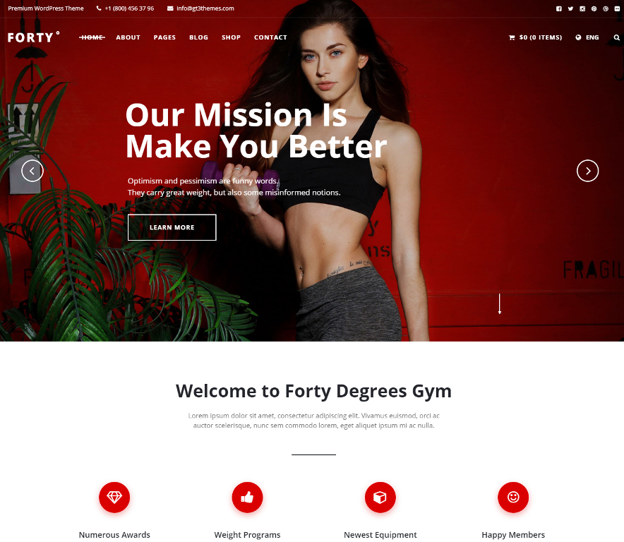 forty-premium-wordpress-theme