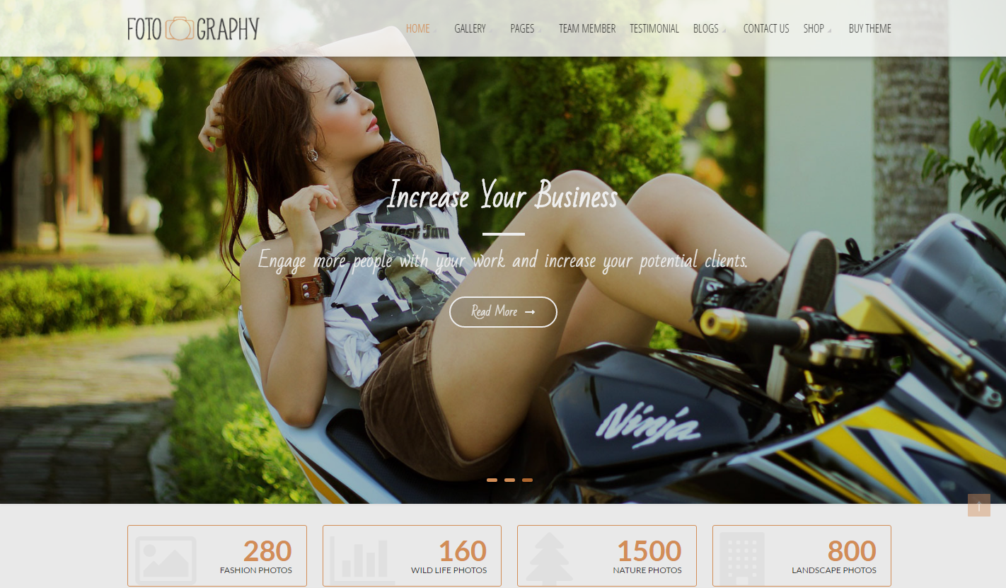 fotography-free-wordpress-theme