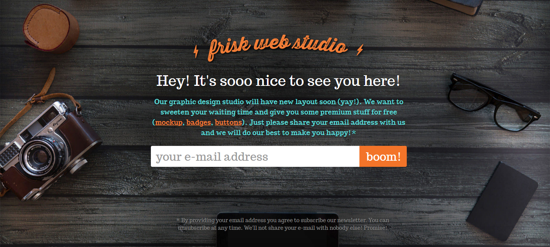 frisk-web-studio