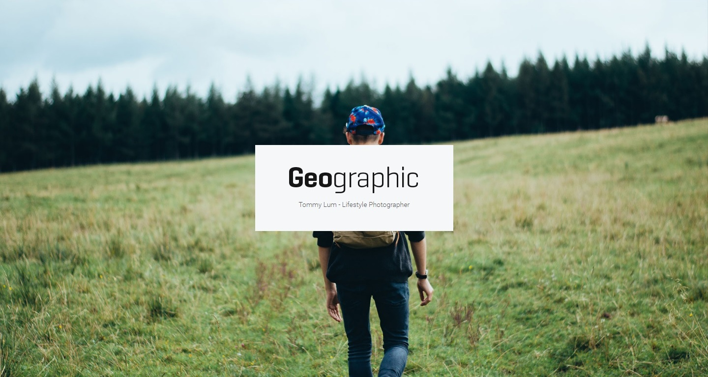geophoto-premium-wordpress-theme