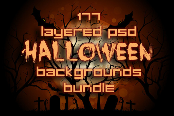 halloween-premium-backgrounds-bundle-sale