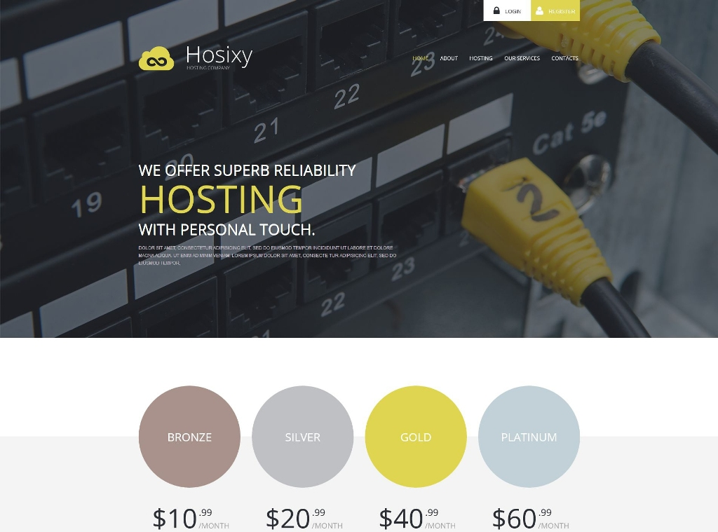 hosting-company-premium-wordpress-theme