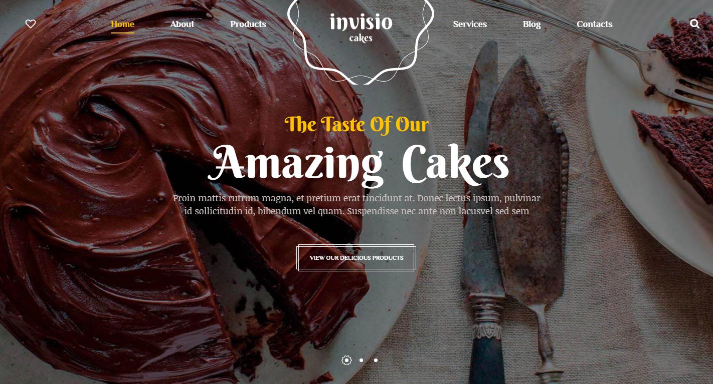 invisio-cakes-premiumhmtl-template