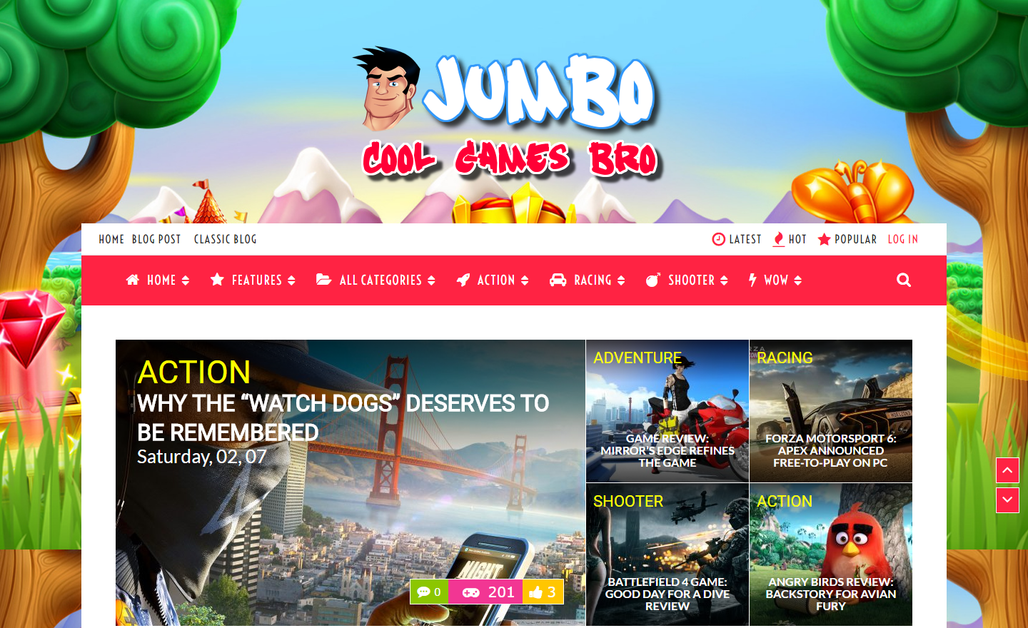 jumbo-premium-wordpress-theme