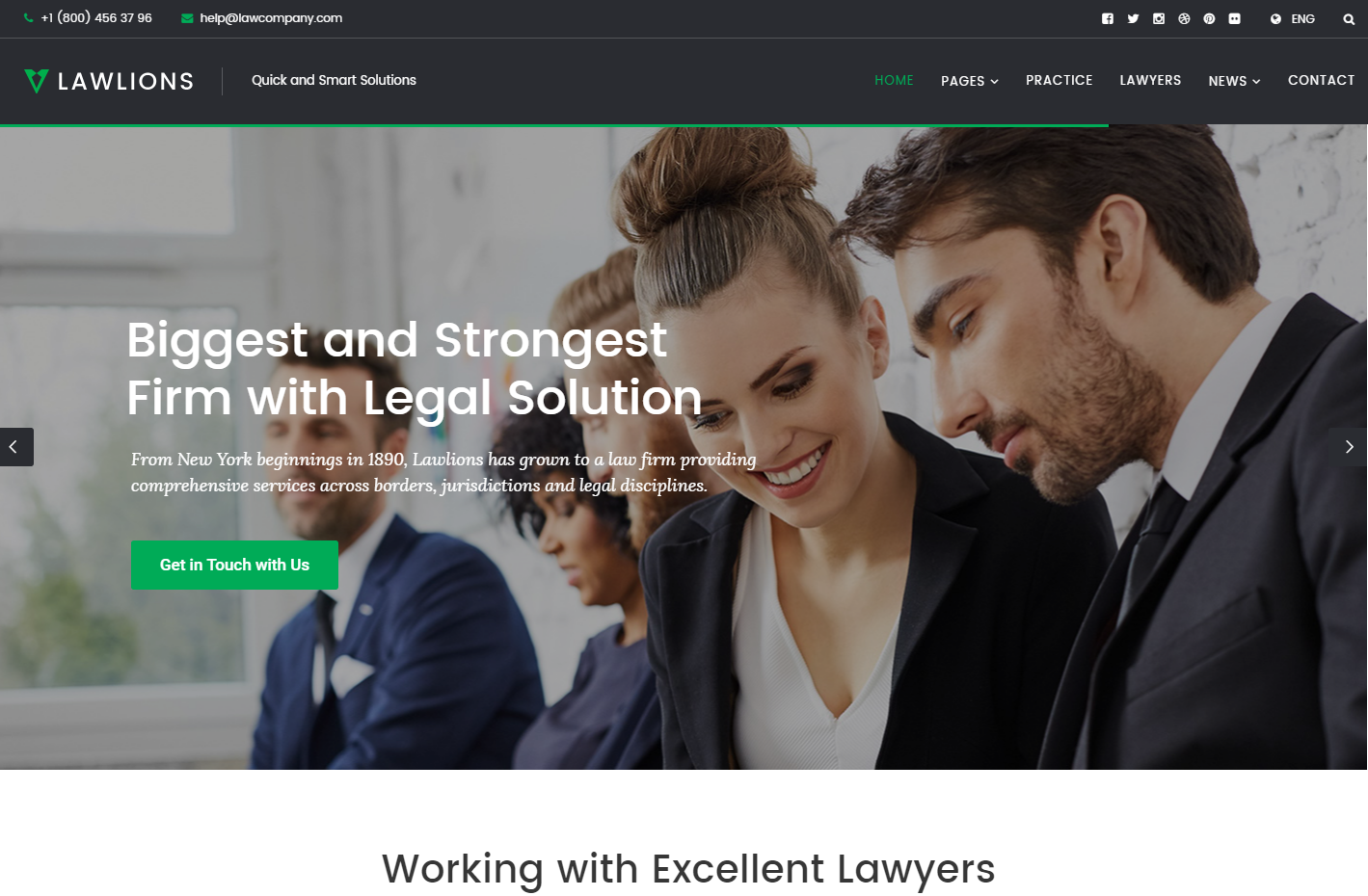 lawlions-premium-wordpress-theme