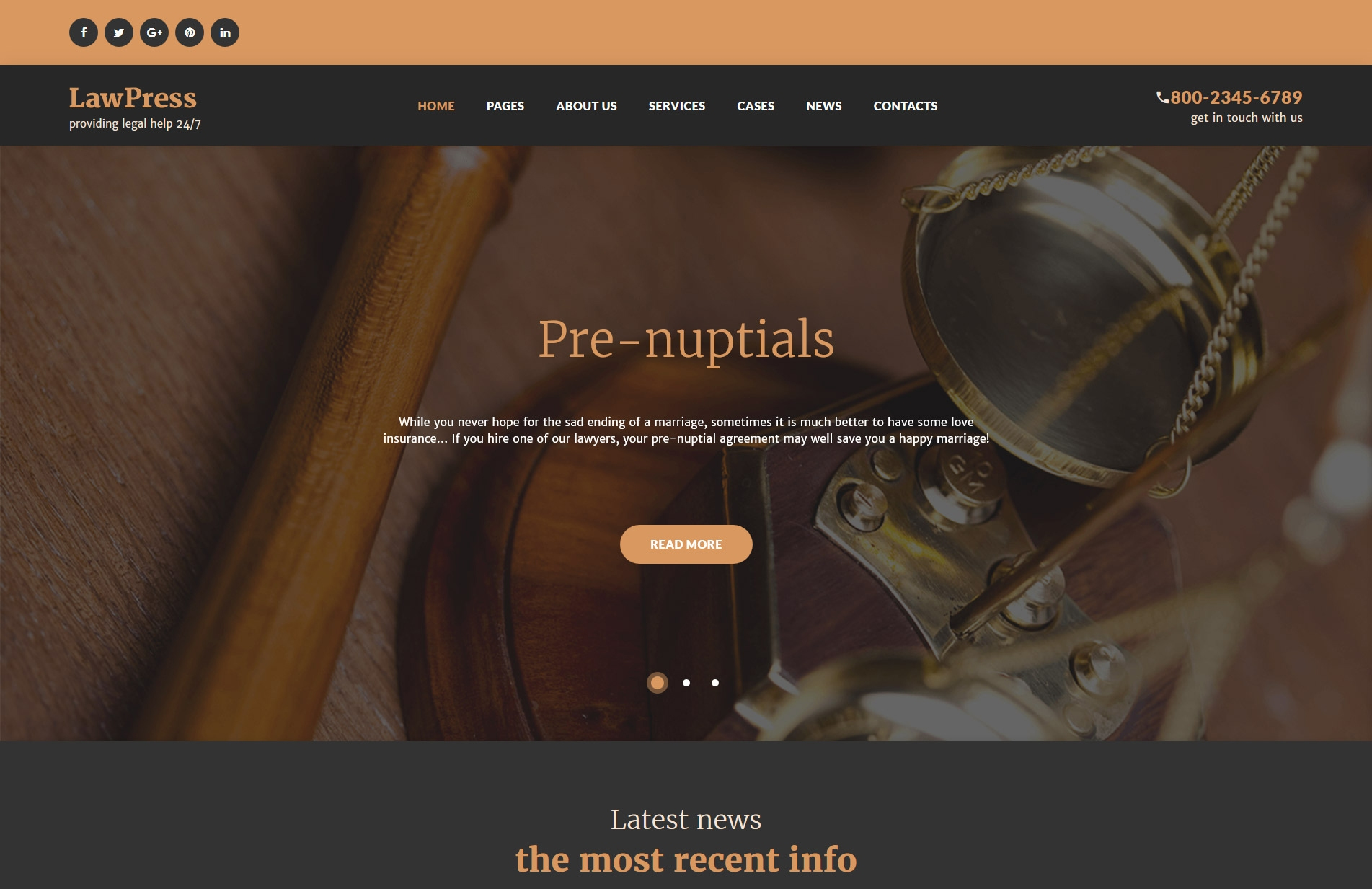 lawpress-premium-wordpress-theme