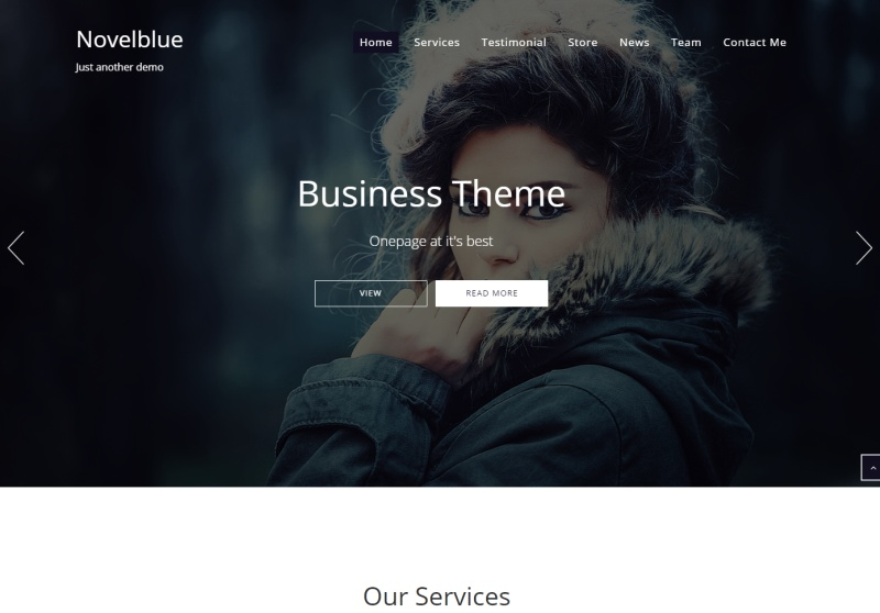 novelblue-free-wordpress-theme