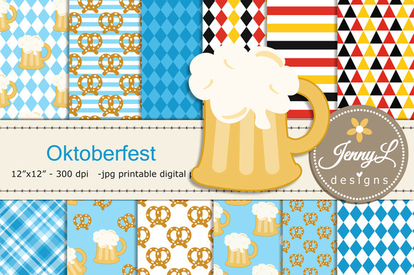 oktoberfest-premium-digital-papers-&-clipart