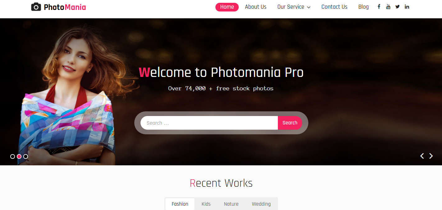 photomania-free-wordpress-theme