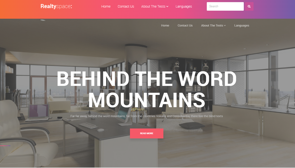 realtyspace-free-wordpress-theme