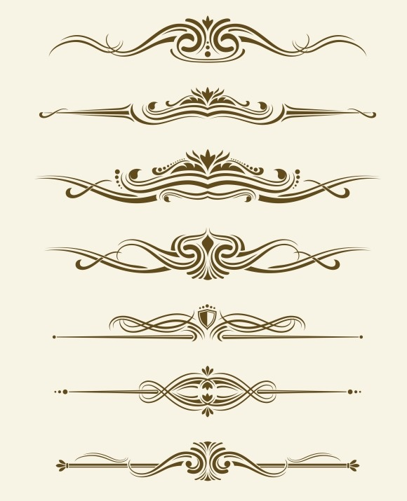 retro-flourishes-premium-page-dividers
