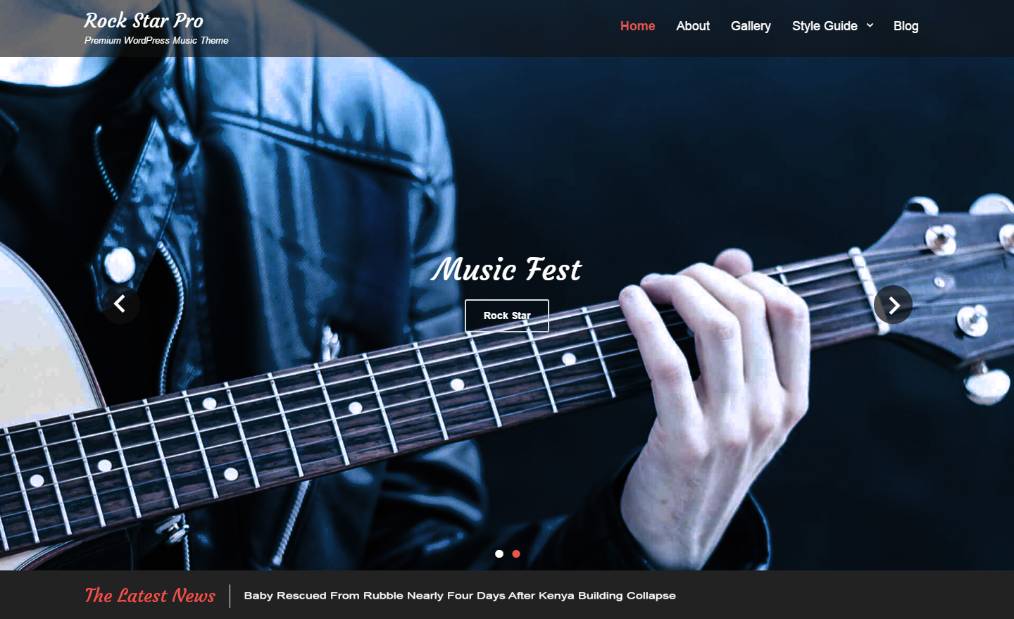 rock-star-free-wordpress-theme
