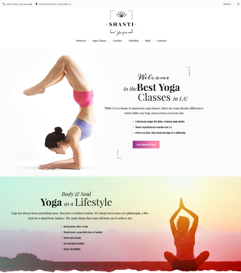 shanti-premium-wordpress-theme