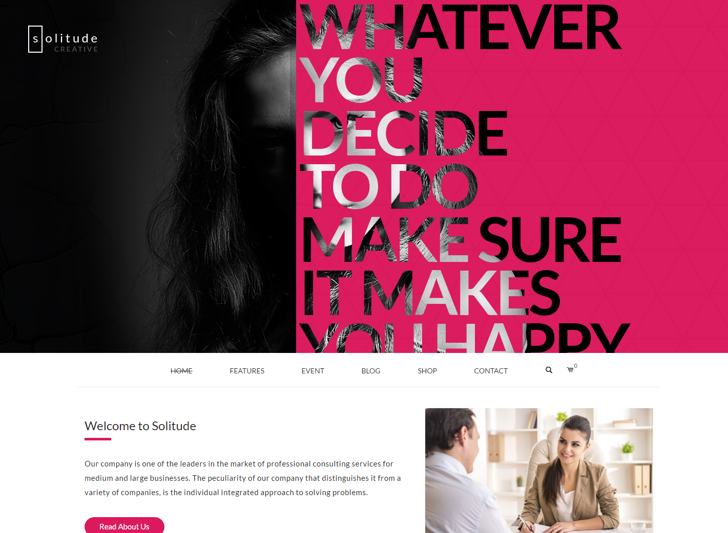 solitude-premium-wordpress-theme