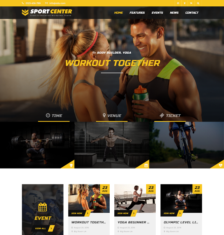 sportcenter-premium-wordpress-theme