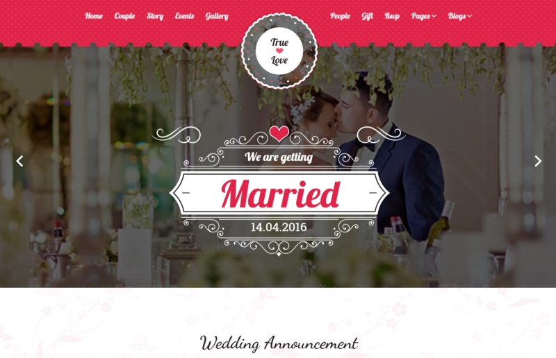truelove-premium-wordpress-theme