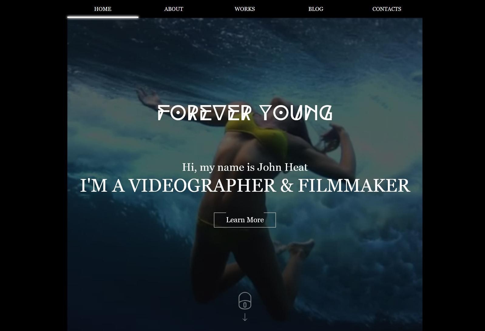 videographer-premium-html-template