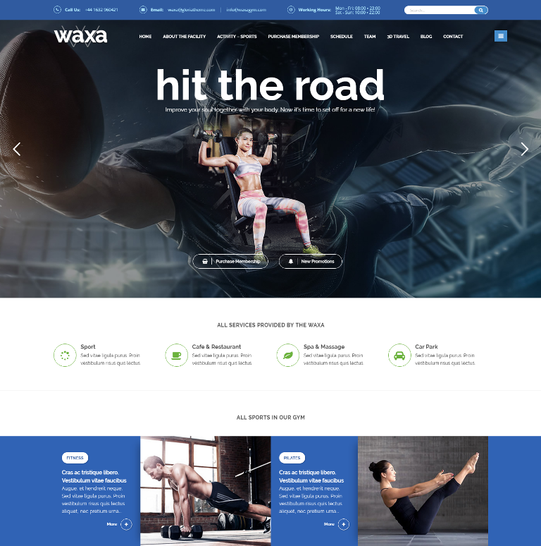 waxa-premium-wordpress-theme