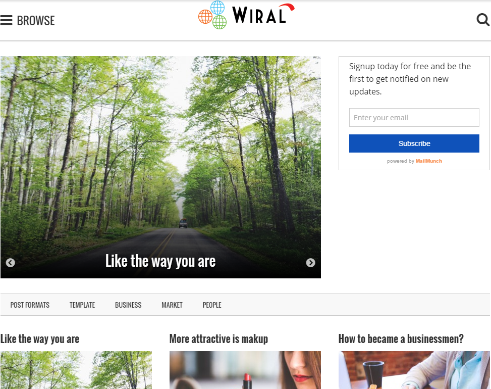 wiral-lite-free-wordpress-theme