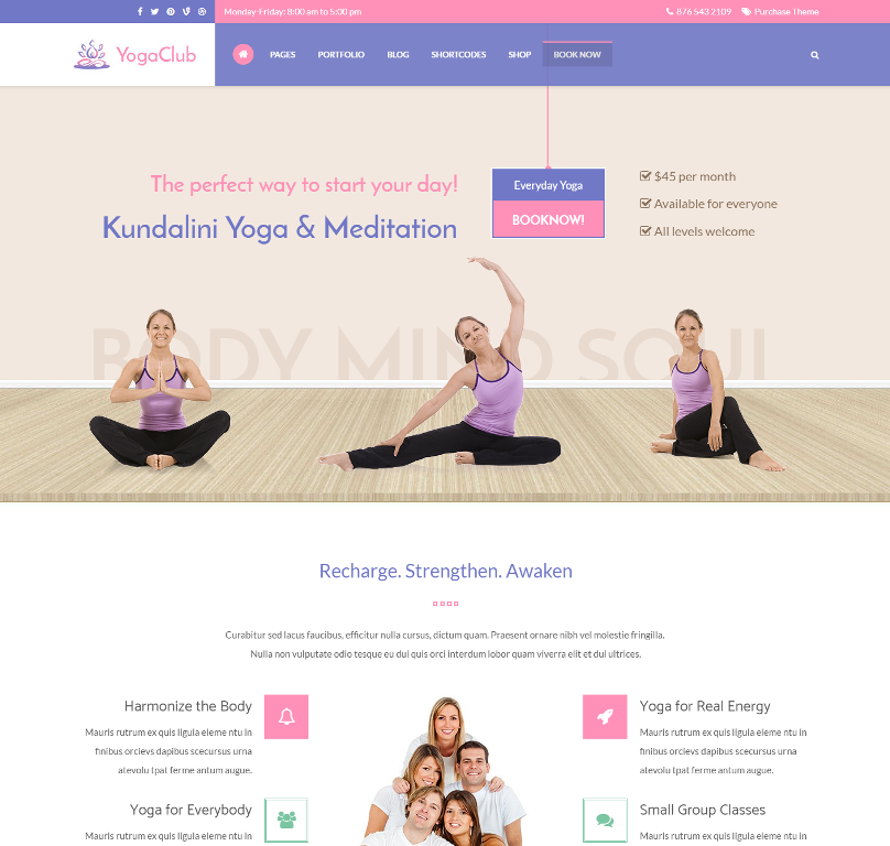 yogaclub-premium-wordpress-theme