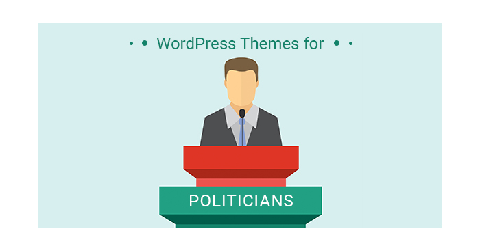 A Useful Collection of WordPress Themes for Politicians