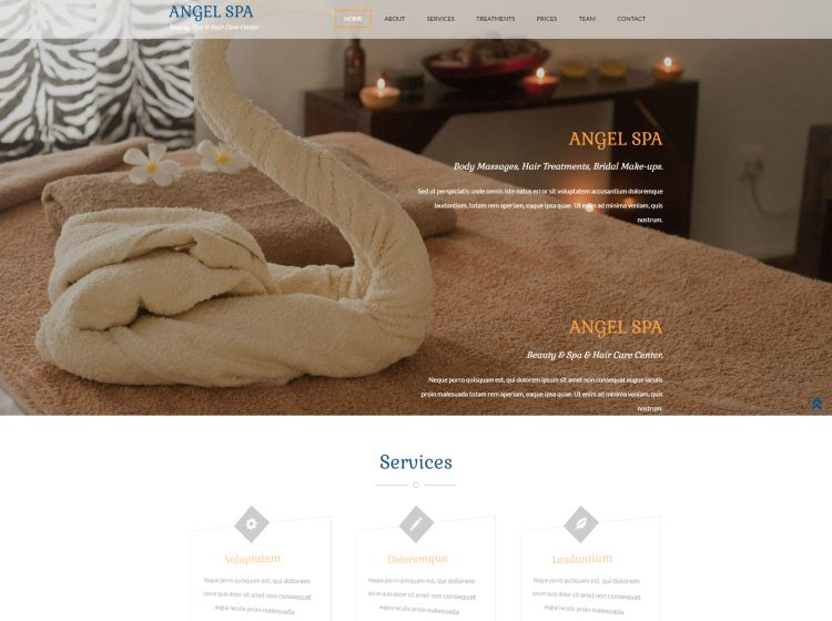 angel-spa-free-html-template