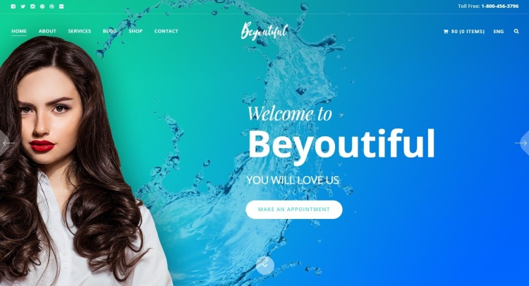 beyoutiful-premium-wordpress-theme