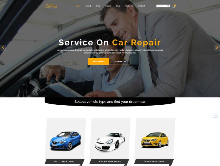 carpress-premium-html-template